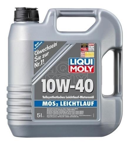 Aceite Liqui Moly Supermos2 10w40  5l Art 2184 L46