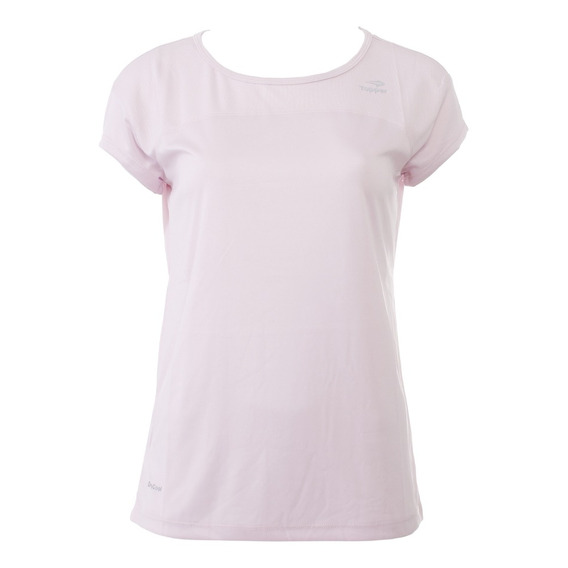 Remera Topper C Training C Rec Mujer Rs