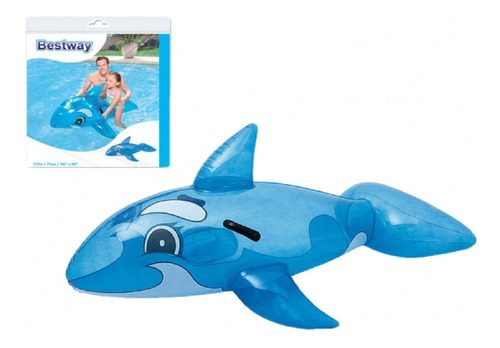 Bestway Inflable Ballena Chica 1.17 X 0.71 M 41036