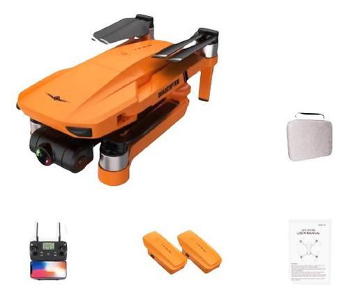 Drone Kf102 Gps 6k Gimbal 2eixos Motor Brushelles(2baterias)