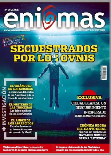 E Enigmas - 244 - Secuestrados Por Los Ovnis