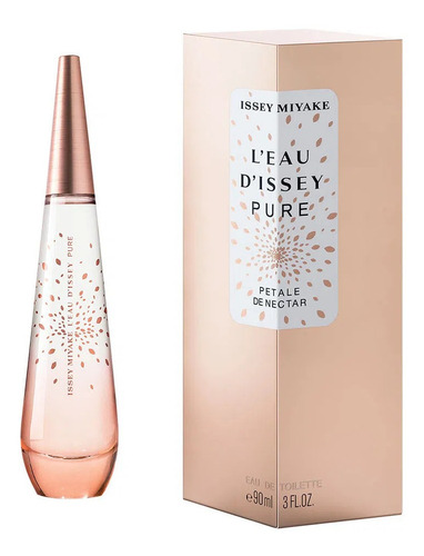 L'eau D'issey Pure Petale De Nectar I.miyake Edt 90ml Cuotas