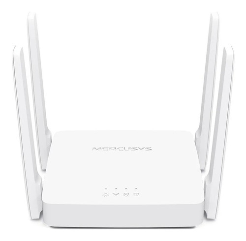 Router Mercusys Ac10 Ac1200 4 Ant Dual Band By Tp Link