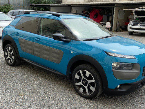 Citroën C4 Cactus 1.2 Puretech 110 At6 Shine