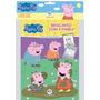 Livro Peppa Pig Kit 8 Livros Editora Ciranda Cu