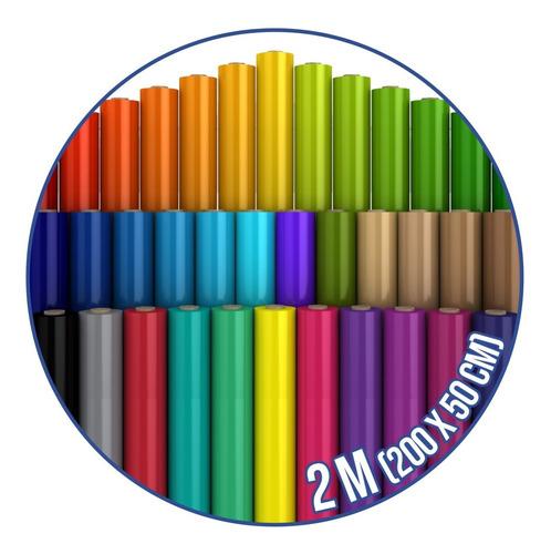 Adesivo Envelopamento Parede Móveis Eletrodoméstico Colorido
