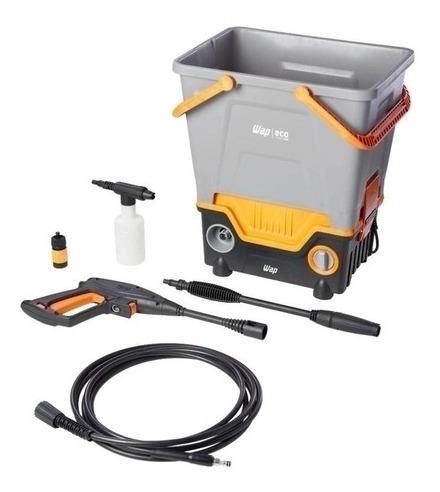 Lavadora De Alta Pressão Água Reúso Wap Eco Smart 2200 127v