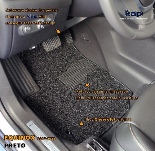 Kap Tapete Automotivo Para Chevrolet