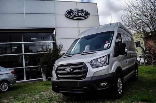 Ford Transit Furgon Mediano 2.2l 0km