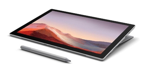Tablet  Microsoft Surface Pro 7 I7 12.3  256gb Platinum Con 16gb De Memoria Ram