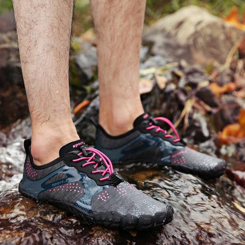 Zapatos De Agua Unisex Transpirable Ligero Antideslizante