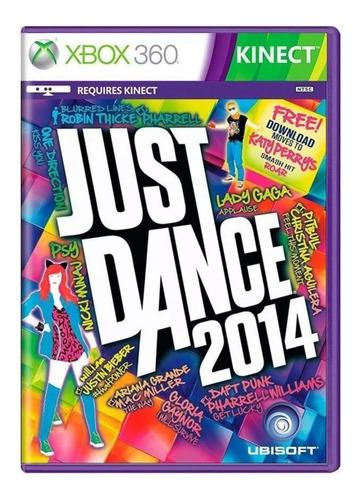Just Dance 2014-xbox 360-mídia Digital