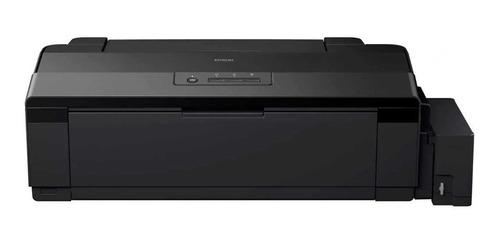 Impressora A Cor Epson Ecotank L1300 100v - 120v Preta