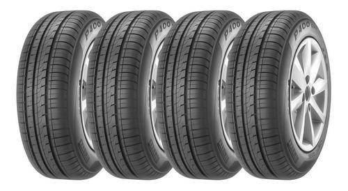 Juego 4 Cubiertas Pirelli 175/70 Tr 14 P400 Evo
