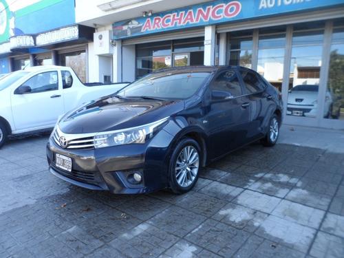 Toyota Corolla Seg 1.8 Mt