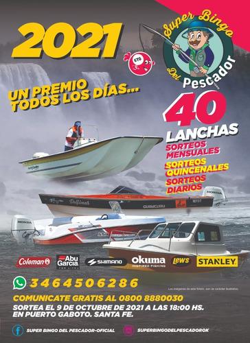 Super Bingo Del Pescador 2021 - Tienda Oficial