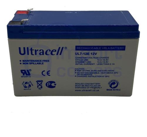 Baterias Especiales Para Autos A Bateria 12v 7a Ah Ha Gel