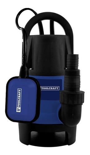 Bomba Sumergible Para Agua Sucia 1hp Toolcraft Tc3505