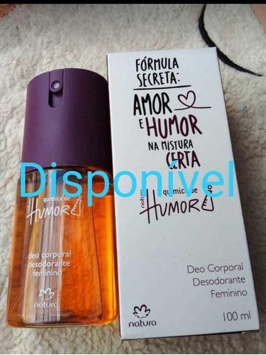 Desodorante Corporal Feminino Da Natura 100ml