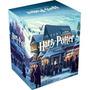 Livro Harry Potter Coleção Série Completa (box 7 Livros)