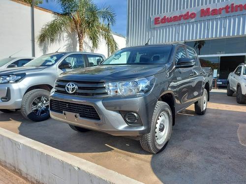 Toyota Hilux 2021 2.4 Cd Dx 150cv 4x2