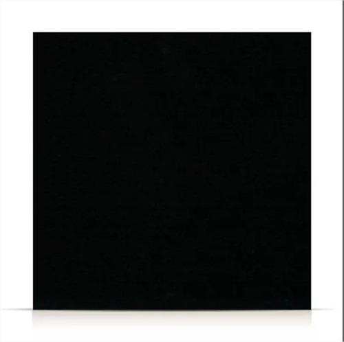 Porcelanato Spl Negro Liso Pulido Rectificado 80x80 1ra