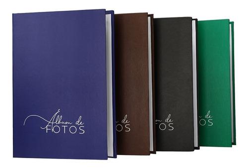 Álbuns Clip Para 500 Fotos 10x15 1 Unid ( Escolha O Modelo )