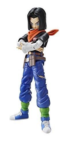 Androide Numero 17 Dragon Ball Z Bandai Model Kit