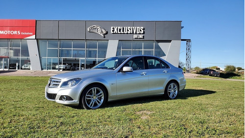 Mercedes Benz C250 Blueeffiency Avantgarde At