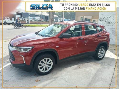 Chevrolet Tracker 26490 2021 Rojo 0km
