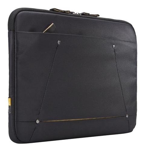 Case Logic Sleeve Deco Lap Top Decos114 14 Black (3203690)