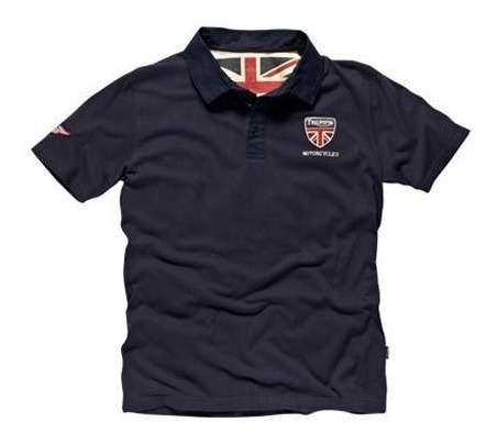 Camisa Polo Triumph Oficial Gb