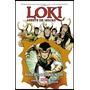 Livro Marvel Loki Agente De Asgard: Não Posso Mentir
