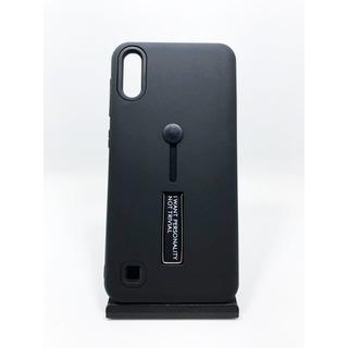 Funda Protector Anillo-pie Samsung M10