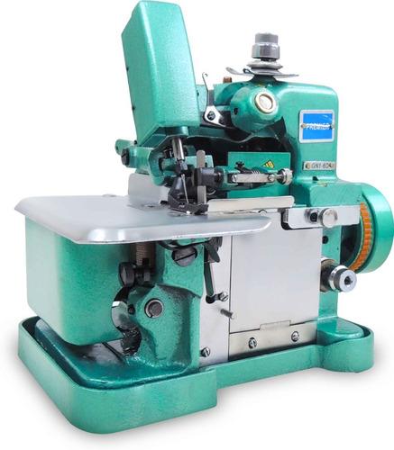 Maquina Costura Overlock Portatil Semi Industrial 220v Gn1