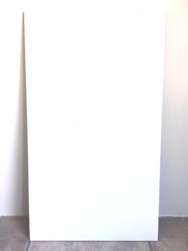 Ceramica Cortines 35x60 Blanco Satinado 1era Pared