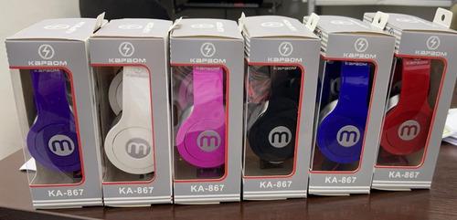 Fone De Ouvido P2 Headphone Kapbom Audio Som Celular Pc