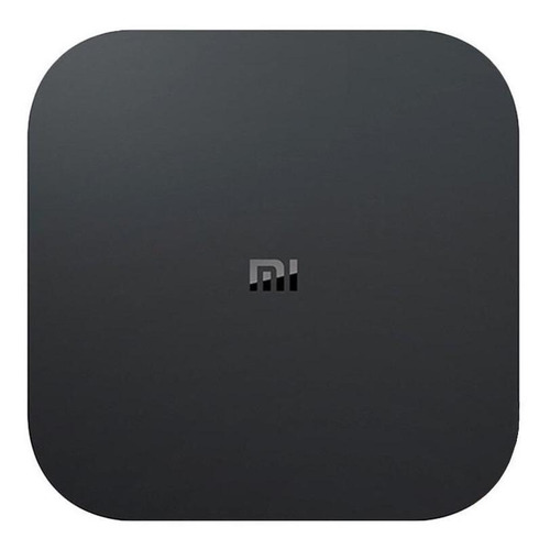 Xiaomi Mi Box S Mdz-22-ab  De Voz 4k 8gb  Preto Com Memória Ram De 2gb