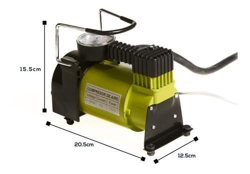 Compressor De Ar De Alto Impacto Portátil 250 Psi - Klatter