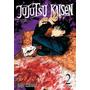 Mangá Jujutsu Kaisen Batalha De Feiticeiros Vol2 Português