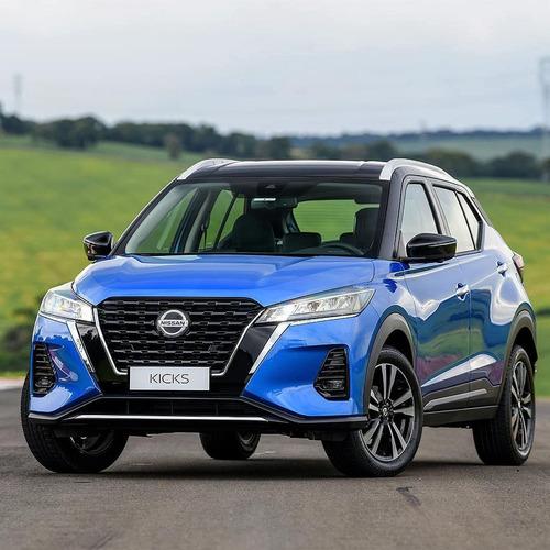 Nissan Kicks Advance Cvt Plus 0km Linea Nueva - Taikki Autos