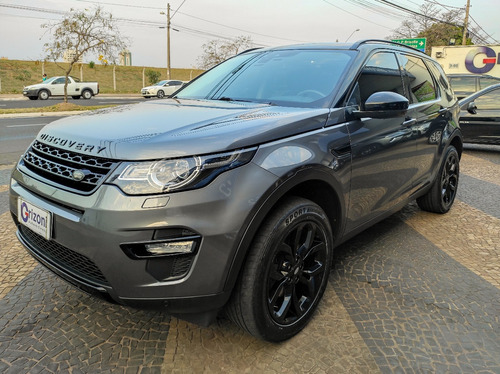 Land Rover Discovery Sport Sd4 Hse 07 Lugares 2.2 Diesel