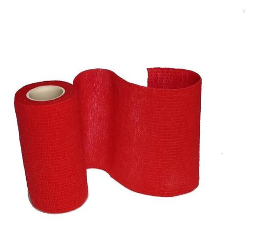 Bandagem Elástica Animal Tape Green Rider Tipo Coban Vetrap