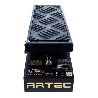 Pedal Efecto Artec Apw-5 Dual Mode Power Wah Wah - Oddity
