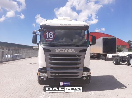 Scania R400 (6x2)