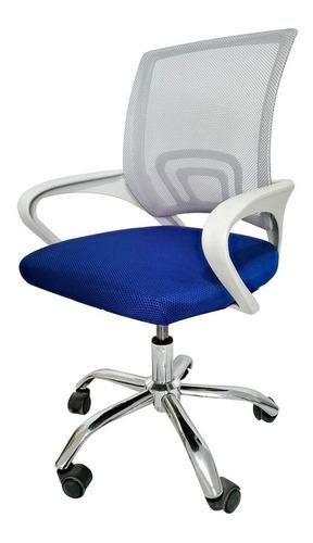 Cadeira De Escritório Home Office Pctop Fit 1001 Confortável