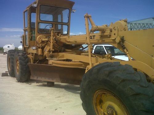 Motoniveladora Cat 140v