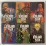 6 Mangás Vinland Saga Deluxe Volumes 1, 2, 3, 4, 5 E 6 Novos