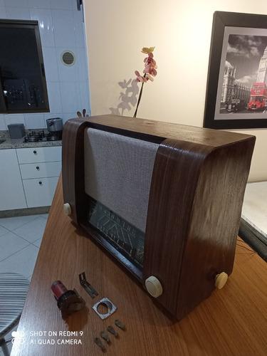 Rádio Antigo Valvulado - Invictus