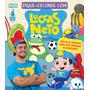 Livro Pique Esconde Com Lucas Neto